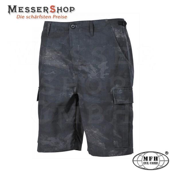 Bermuda-Shorts - US BDU - Rip Stop, HDT-camo LE