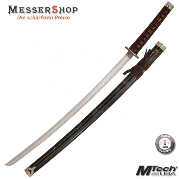 MTech Traditional Katana Black/Gold