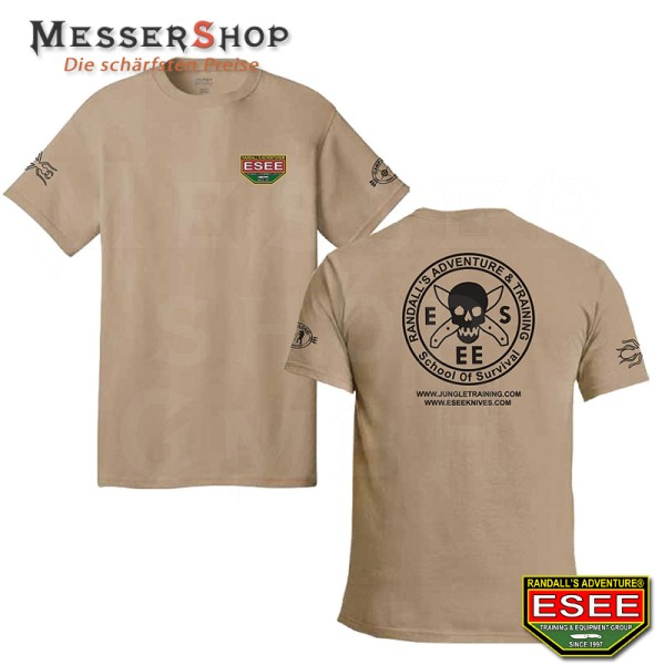 ESEE Shirt Training Brown