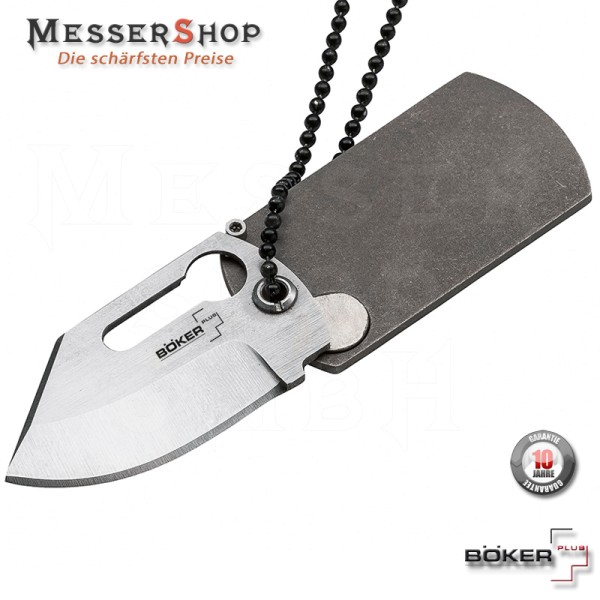 Böker Plus Dog Tag Knife