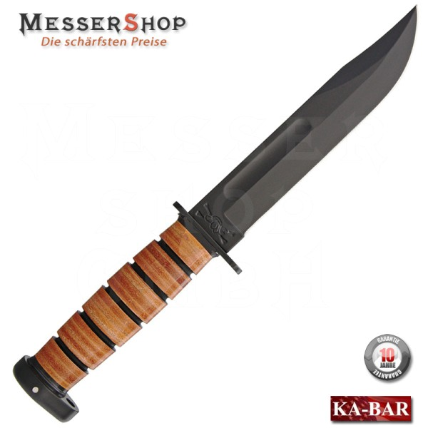 Ka-Bar Einsatz und Bushmesser Dog's Head Utility Knife