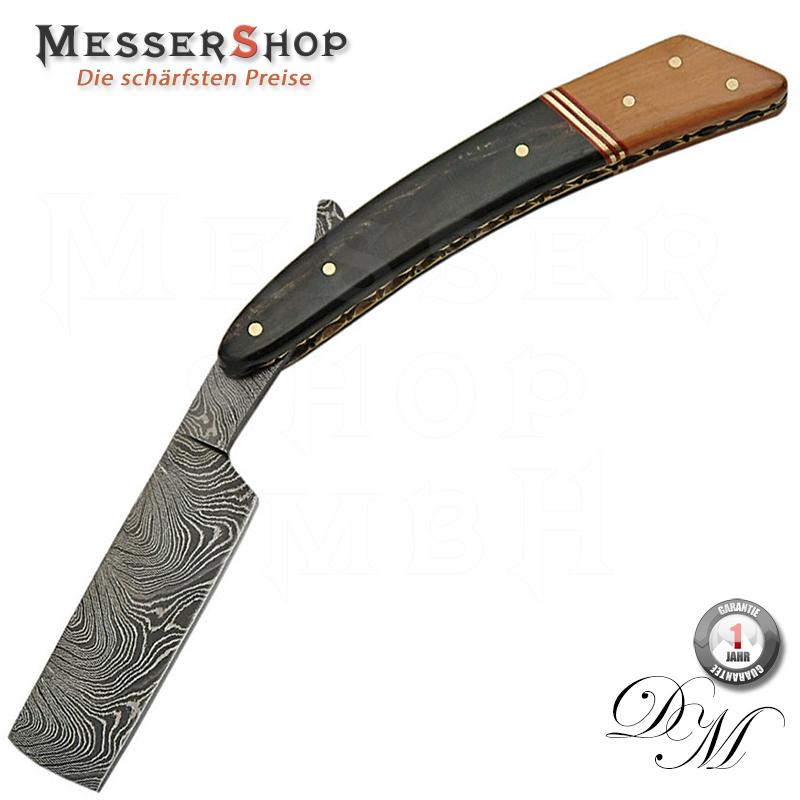 DM Rasiermesser Damast Razor | Messershop.ch