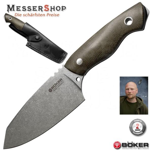 Böker Einsatzmesser Field Butcher