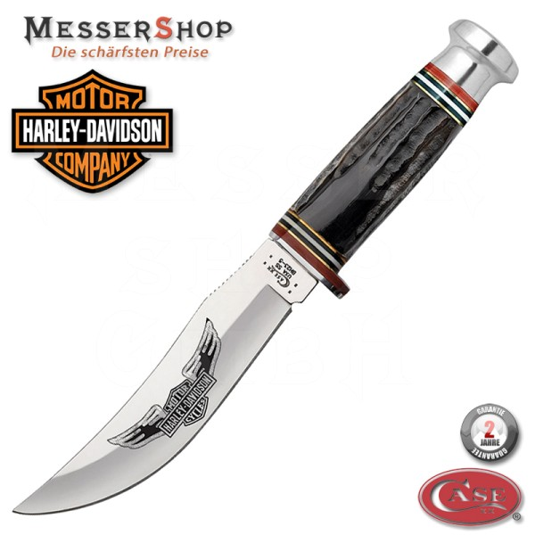 Case Outdoormesser Hunter Harley