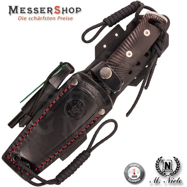 Nieto Outdoormesser SG2 Security