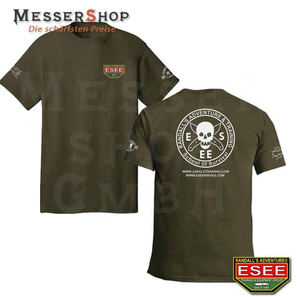 ESEE Shirt Training Green