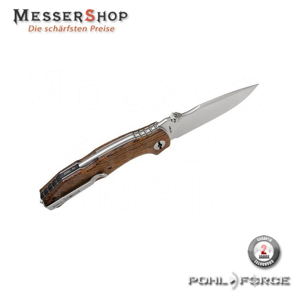 Pohl Force - Einhandmesser Mike Five Bocote
