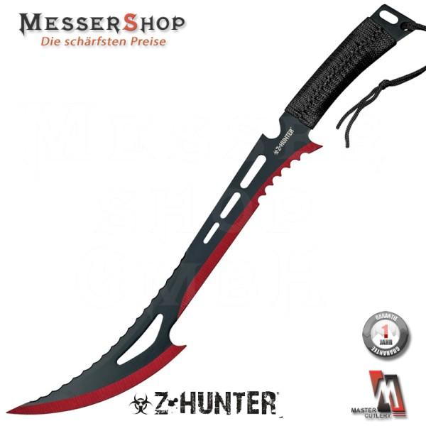 Z-Hunter Machete Black/Red