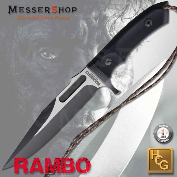 Rambo Last Blood Bowie - Limited Edition