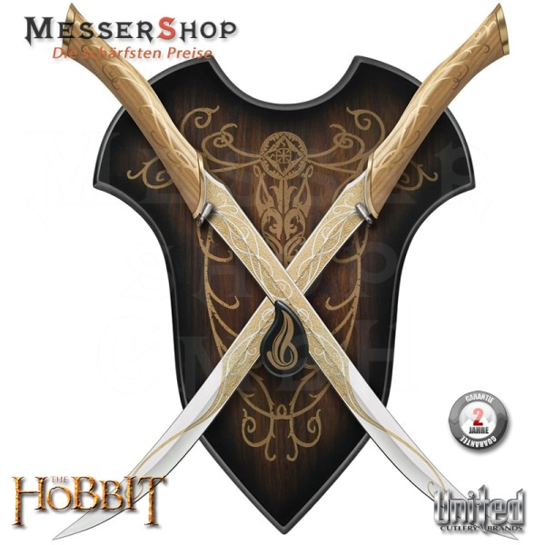 The Hobbit - Fighting Knives of Legolas - Legolas Kampfmesse