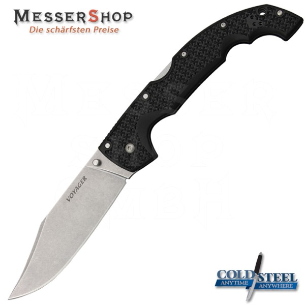 Cold Steel Einhandmesser Extra Large Voyager Clip Point