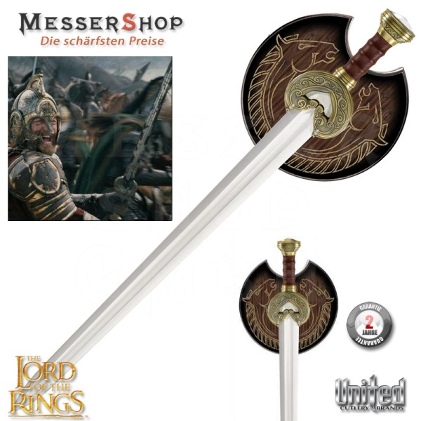 LOTR Herrugrim Sword Theoden - Lord of the Rings