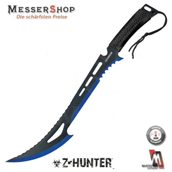 Z-Hunter Machete Black/Blue