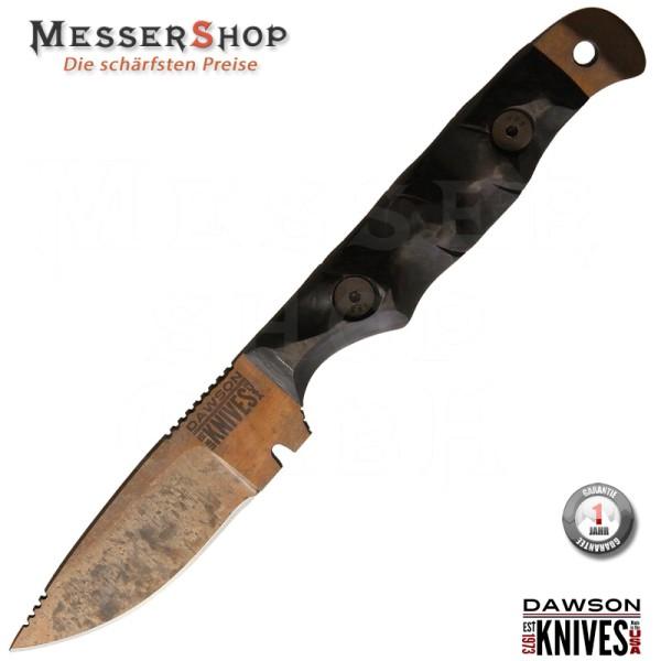 Dason Knives Einsatzmesser Handyman Arizona Copper Marble
