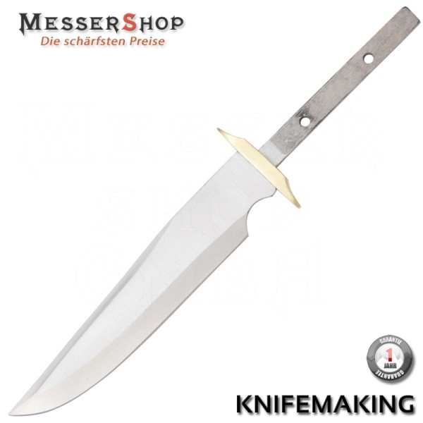 """Knife Blade Bowie Fighter - 7 3/8"""""""