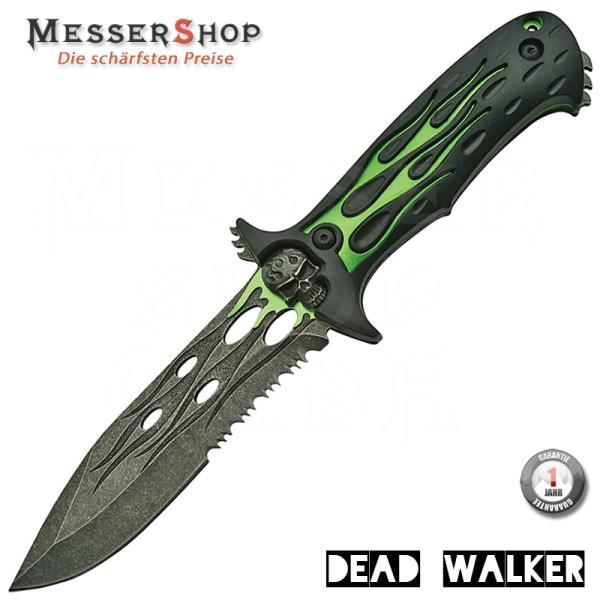 Dead Walker Einsatzmesser Green