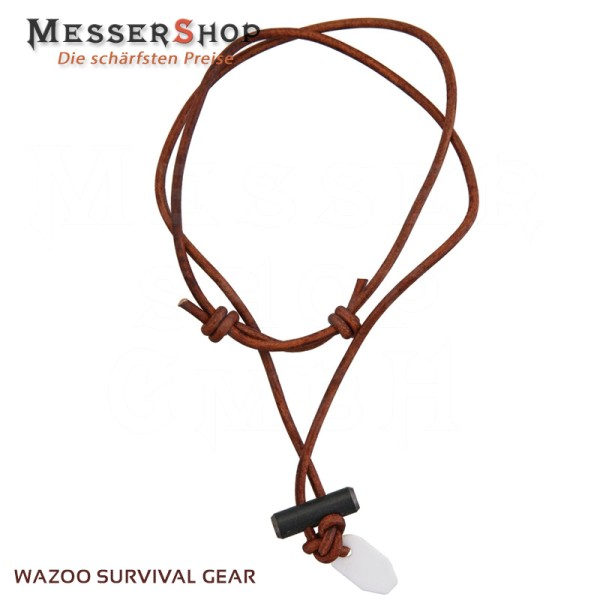 Bushcraft Firestarter Necklace