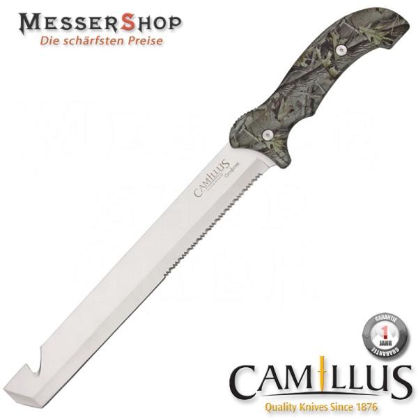 Camillus Carnivore Machete