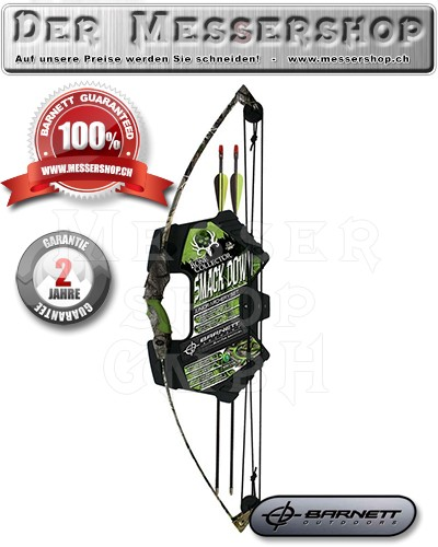 Barnett Brotherhood Smackdown Compoundbogen - 18 lbs