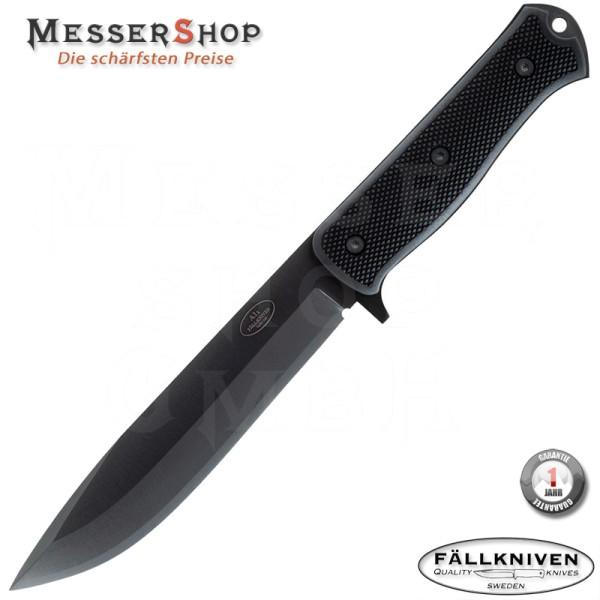 Fällkniven Überlebensmesser A1x Survival Knife Black