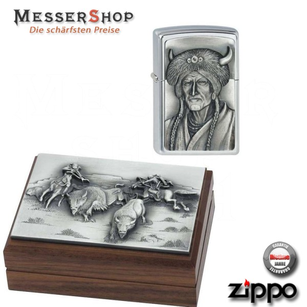 Original Zippo - Indians Limited Edition