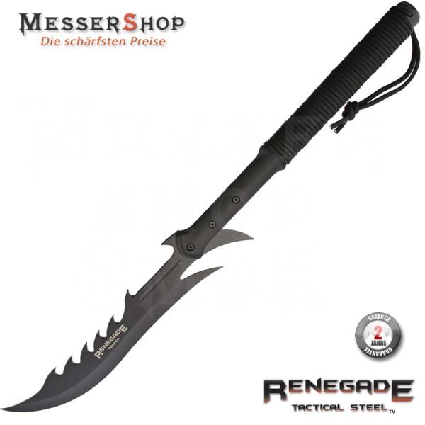 Renegade Tactical Steel Machete Reaper