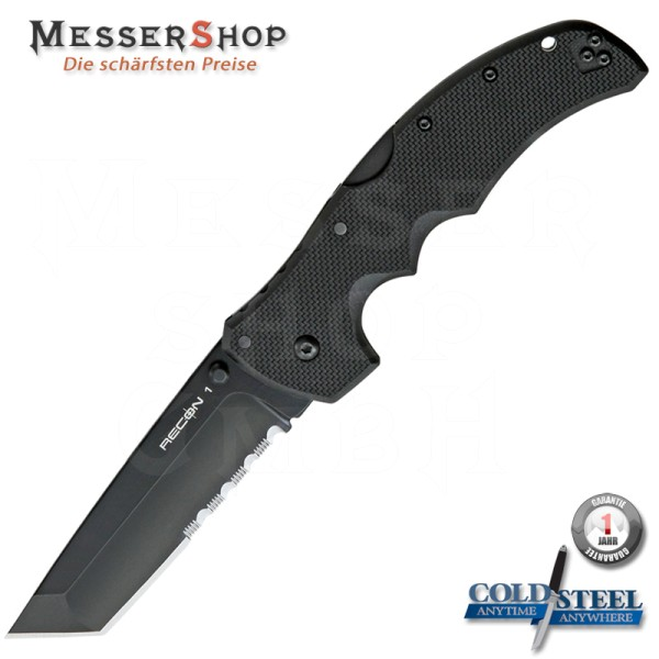 Cold Steel Recon 1 Tanto Serrated - CTS XHP