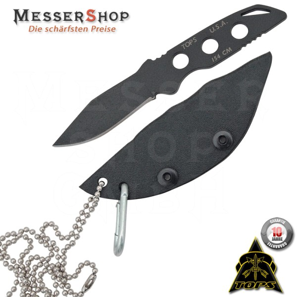 Tops Neck Knive Sneeky Pete Mini